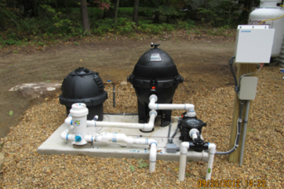 Swimming Pool Filter System Installation Replacement In Manchester Nh Your Pool Pal Llc