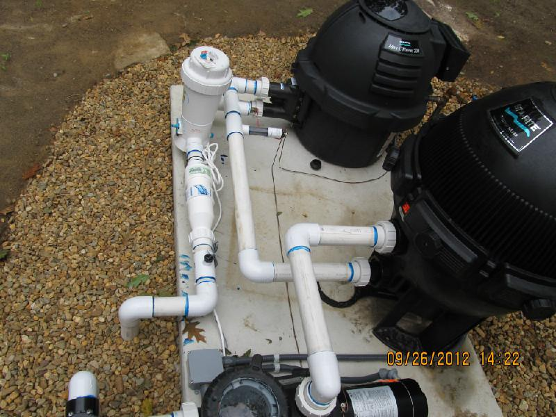 Pool Filter System Installation Replacement Amp Repair In