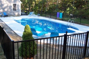 Inground Swimming Pool in Manchester NH