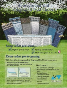 Know What Your Getting Swimming Pool Liners
